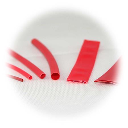 3m 50mm Auswahl aus 12 Durchmesser und 5 L/ängen Meterware von ISOLATECH/® Schrumpfschlauch 2:1 Schwarz /Ø 2 - l/änge 10ft