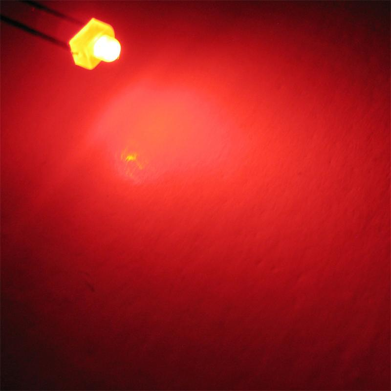 """10 LED 1,8mm diffus rot Typ """"WTN-18-200"""""""