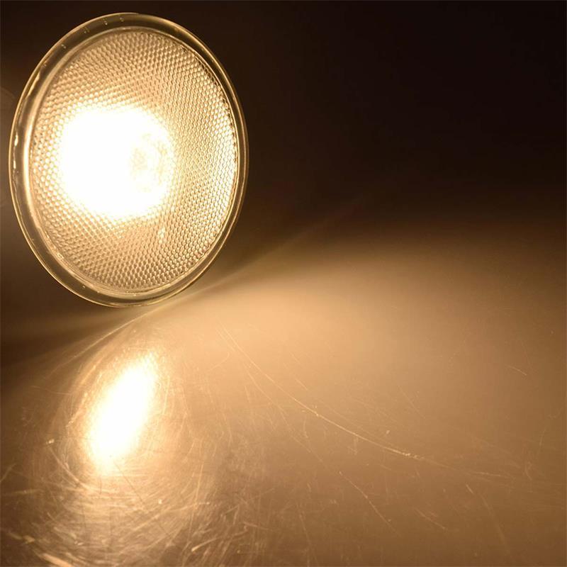 LED spotlight PAR38 | E27 | 230V/18W | warm white/daylight