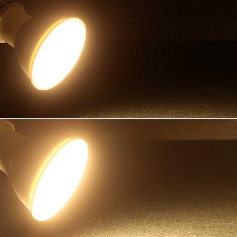 LED-Strahler PV-50/70 | GU10 | 5W/7W | warmweiß