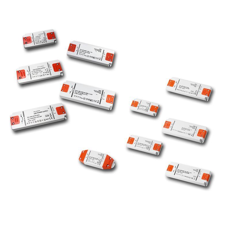 LED Slim-Transformator   12V/24V   6/12/15/20/30/50W