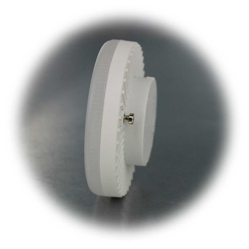LED Leuchtmittel GX53 McSHINE   warm-/neutralweiß   3/6W