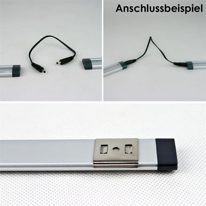 LED Unterbauleuchte CT-FL-Serie | 12 VDC | 30/50/80cm
