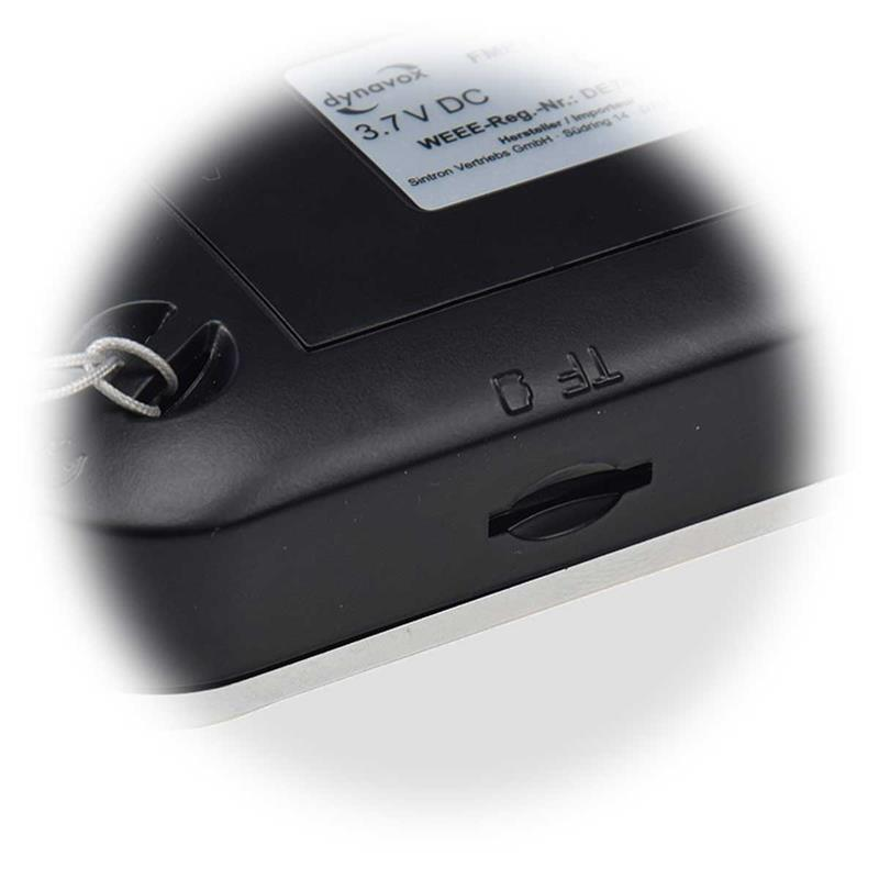 Tragbares Radio CT-5 | USB, SD-Slot, FM-Radio | Bass Boost