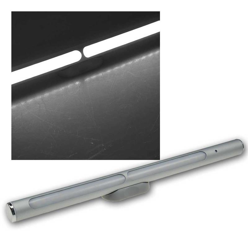 led akku leuchte 2w daylight 30cm lichtleiste dimmbar. Black Bedroom Furniture Sets. Home Design Ideas