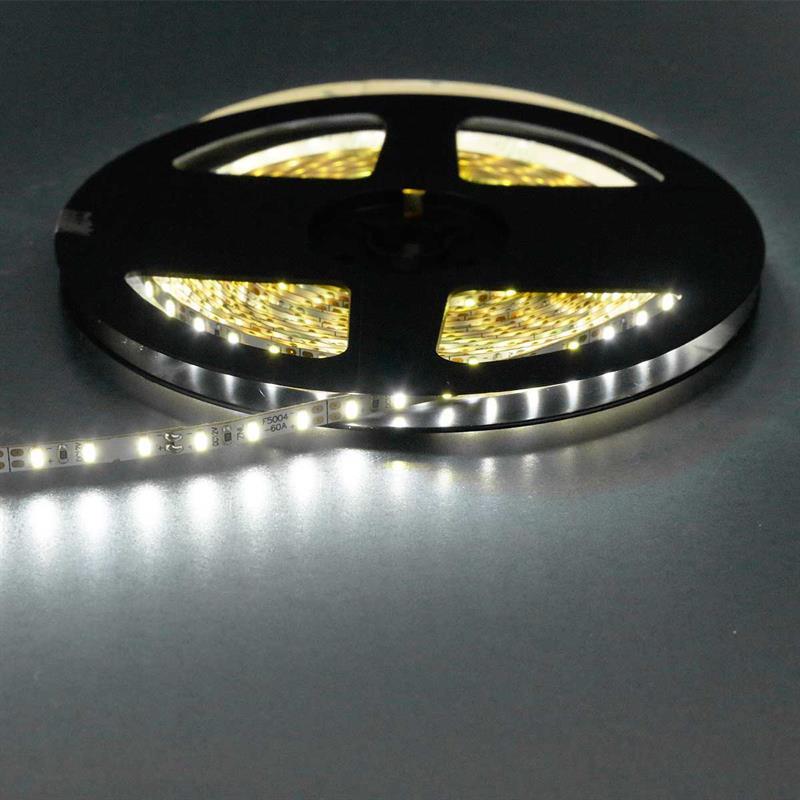 SMD Stripe 5m, warmweiß/daylight | 600 LEDs, nur 4mm breit
