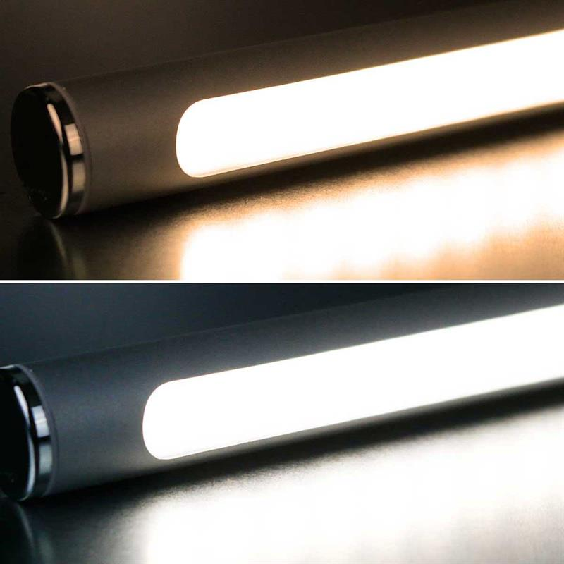 LED battery light 2W, warm white/daylight | with magnet hold