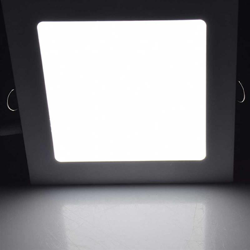 LED panel QCP-30Q | square | 24W | 1720lm | daylight