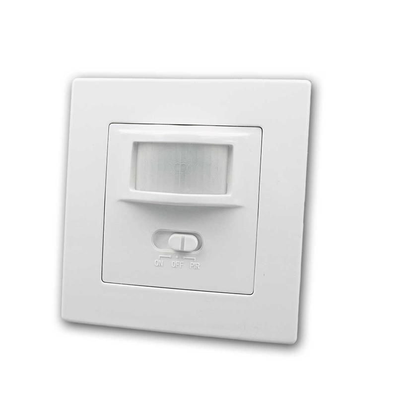 FLAIR Bewegungsmelder, weiß | 250V~/500W | UP