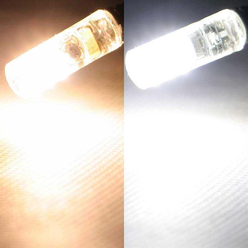 G4 Leuchtmittel Birne Warm Purweiß 360 15w 24 Leds
