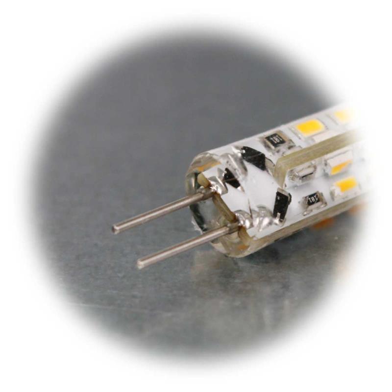 10er Set G4 Stiftsockel-Lampe SILICIA   G4 LED Birne