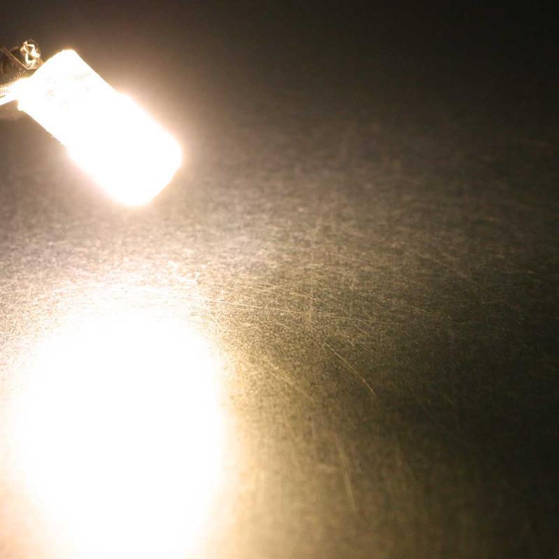 3 Stück G4 LED Birne Silicia | G4 Stiftsockellampe