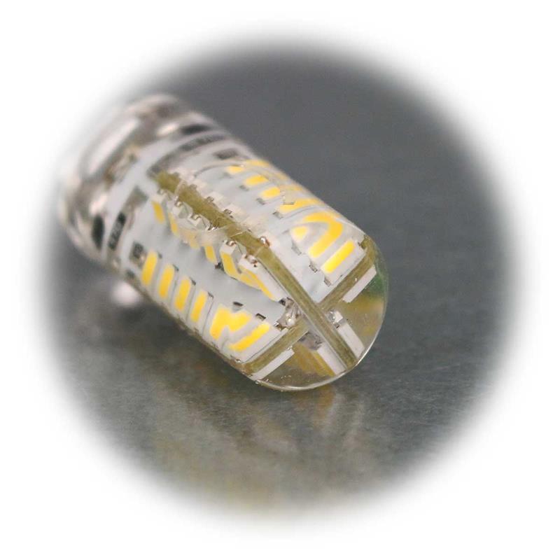 3er Set G4 Stiftsockel-Birne Silicia | G4-LED Leuchtmittel