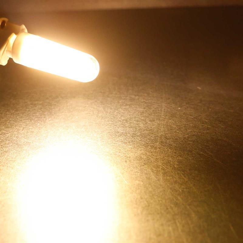 10x G9 Leuchtmittel Filament LED   G9 LED Stiftsockelbirne