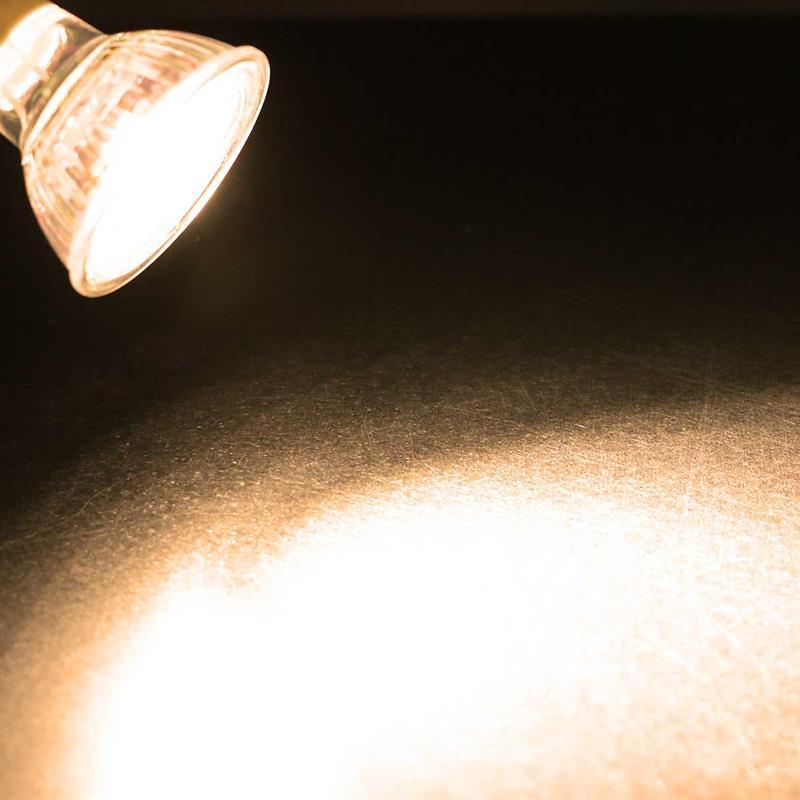 3er Set GU10 LED Strahler MCOB | LED Reflektorlampe GU10