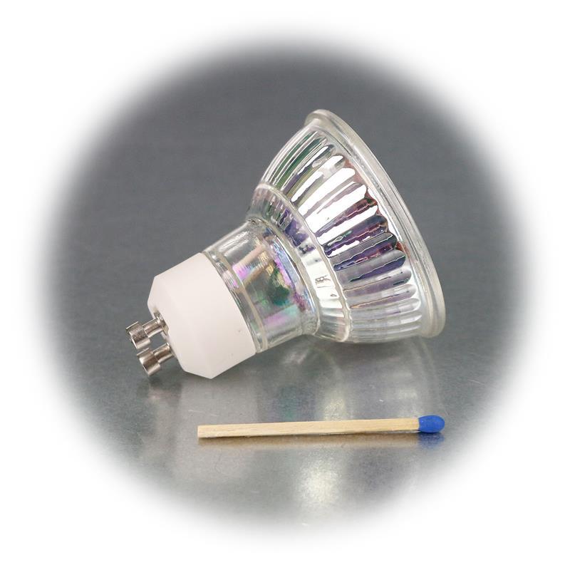 3er Set GU10 LED Strahler MCOB | LED Reflektor GU10