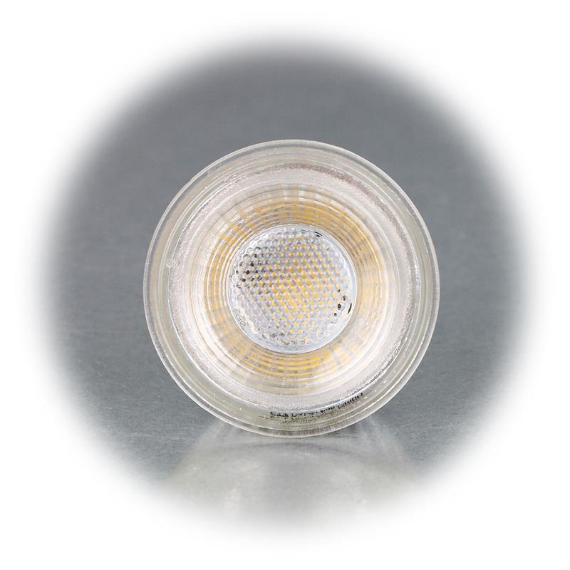 MR16 LED Strahler MCOB | warmweiß | 3W, 250lm, 36°