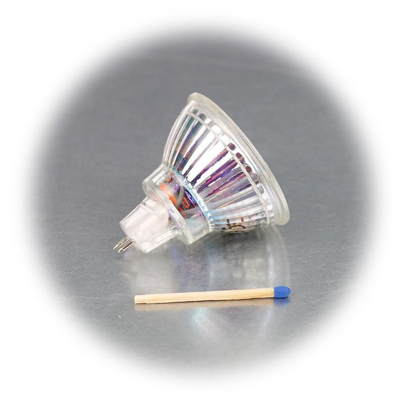 MR16 LED Strahler MCOB 3/5W |Reflektor Strahler | Birne 12 V