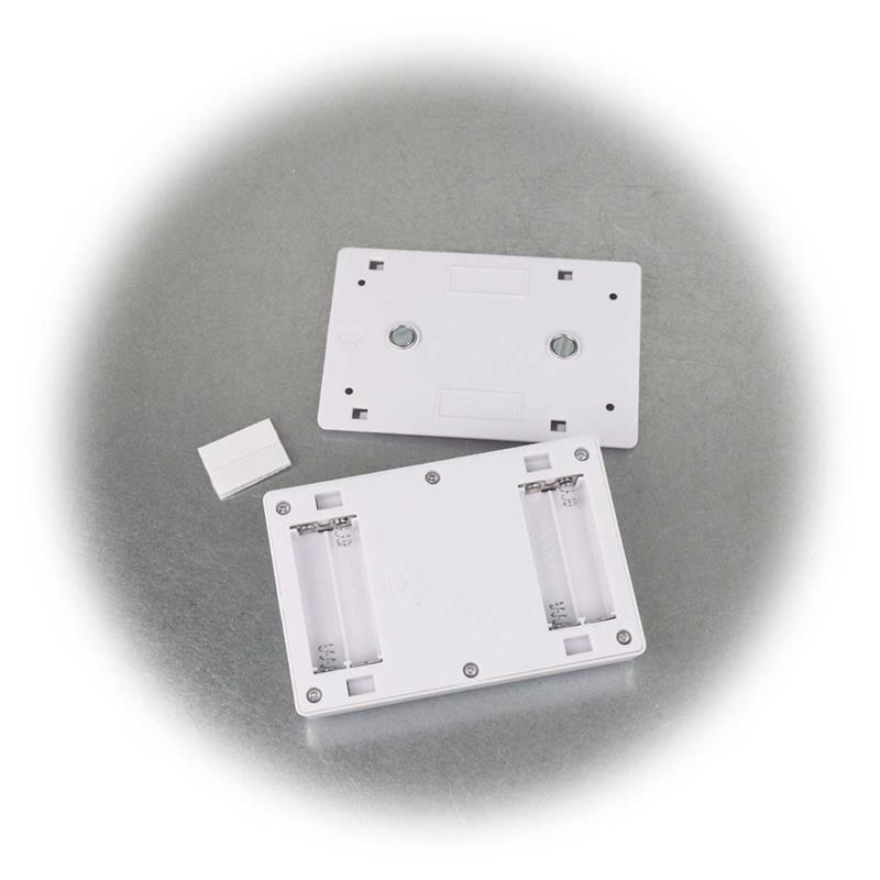 LED battery light CTK2 COB | with magnet | 4xAAA | 3,5W