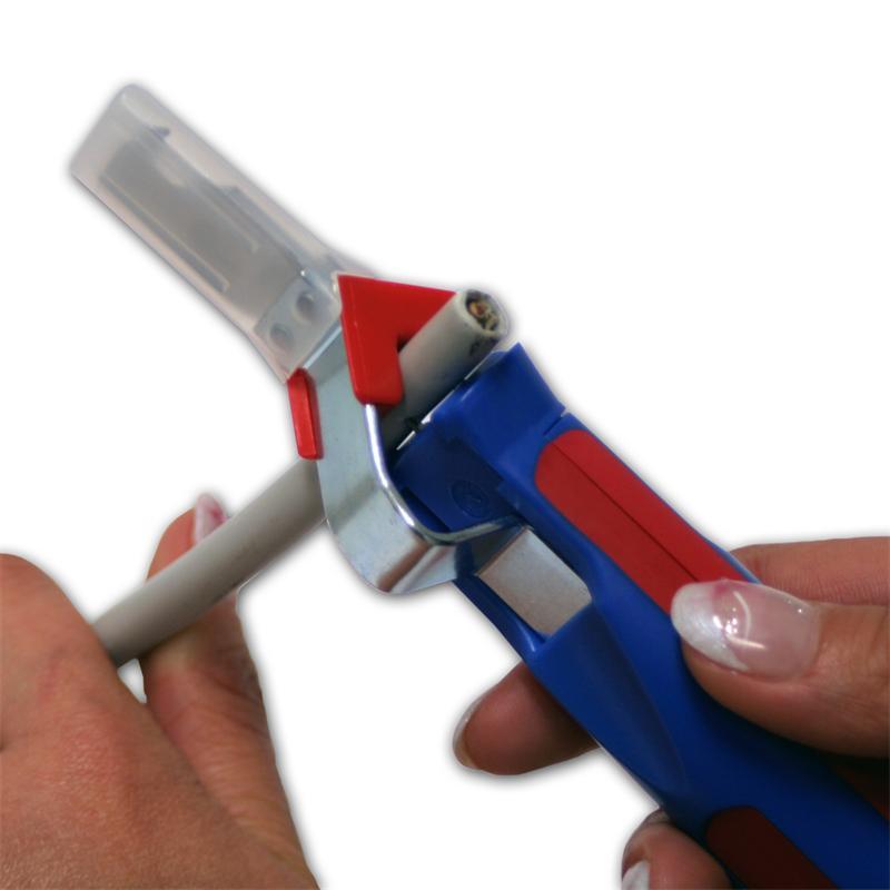 Ersatzklinge Universal für Kabelmesser mit Hakenklinge
