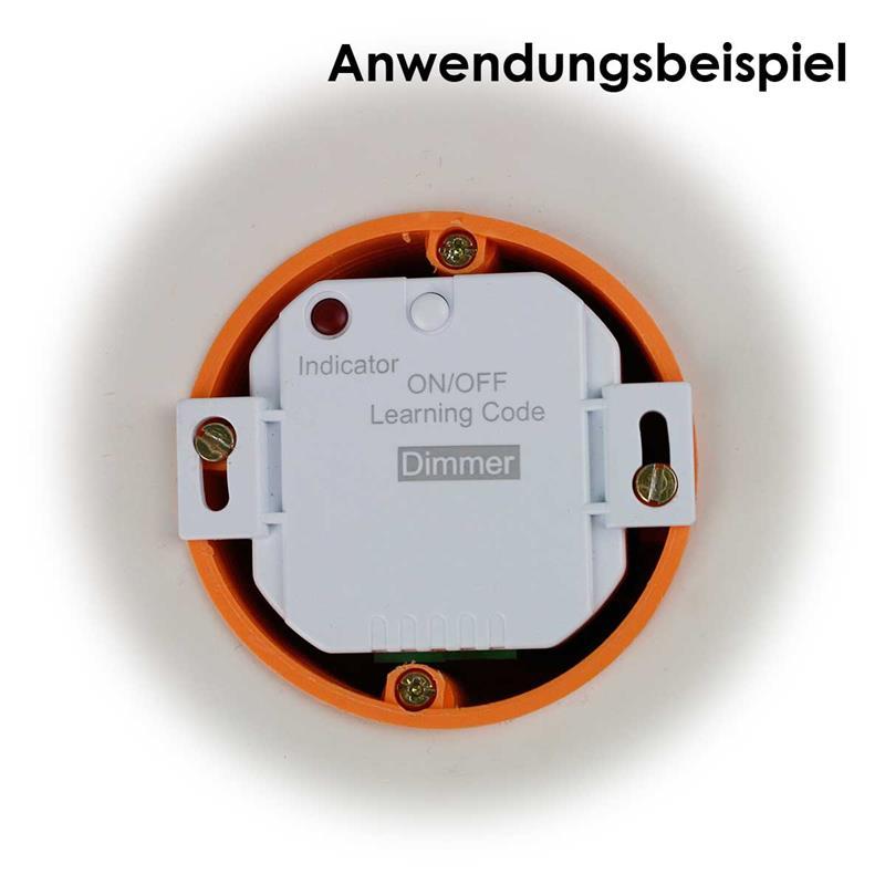 Wireless Switch Dimmer Set For The Interior Pilota Casa
