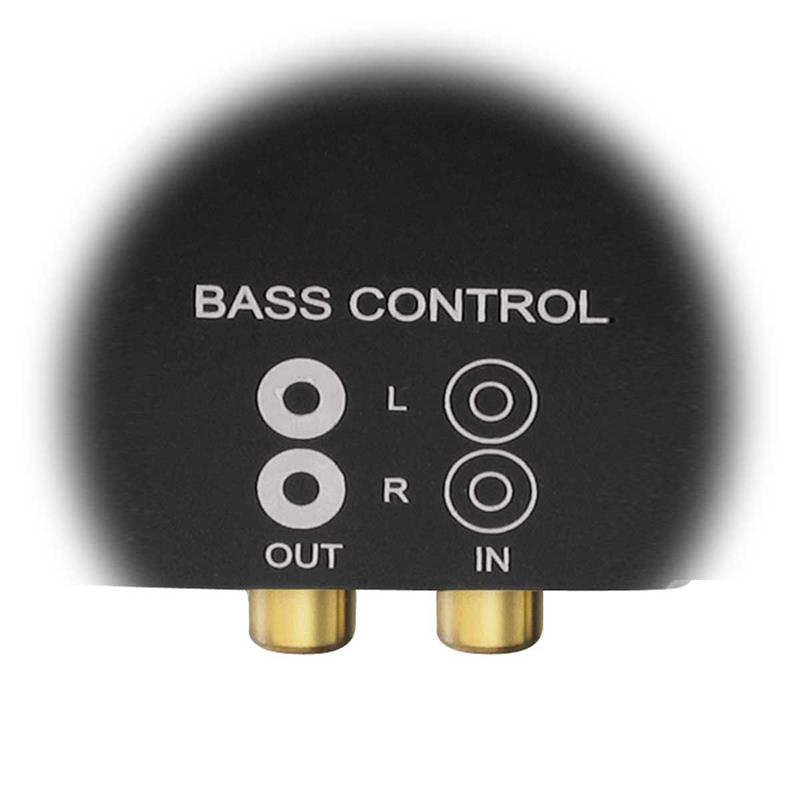 Rockwood Bass Kontroll-Regler | zum Nachrüsten, Autoendstufe