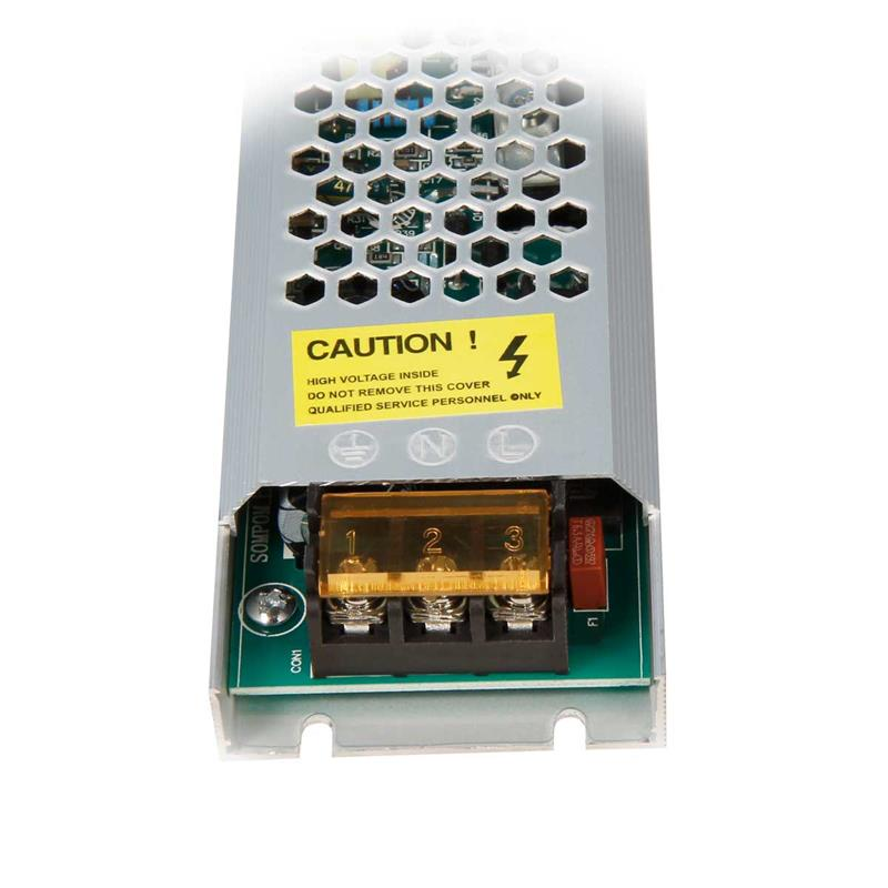 LED Transformator | 200W | 12V DC | IP20