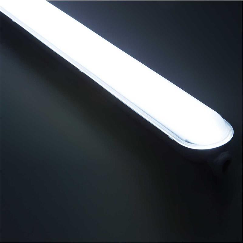 LED Feuchtraumleuchte | IP65 | daylight | 230V