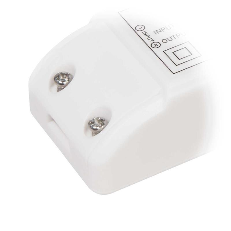 LED Transformator für innen | 230V auf 12V | 0,5-12W, IP20