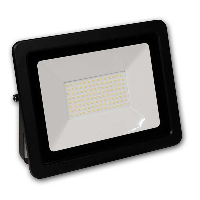 LED Fluter SUPER- SLIM| 200W | neutralweiß | IP44