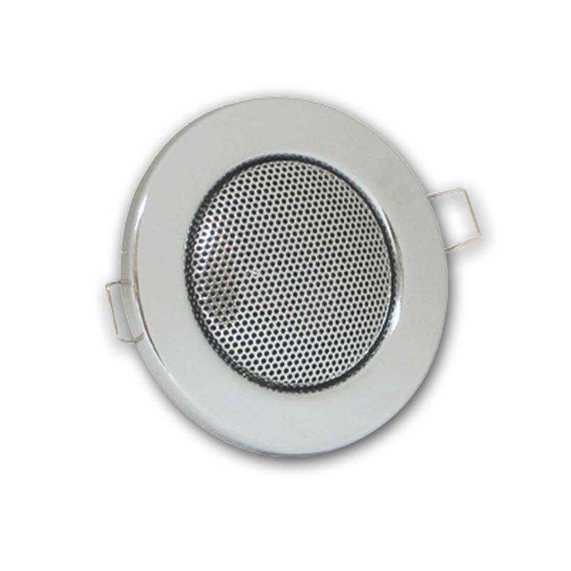 Miniatur-Lautsprecher   Einbaulautsprecher Ø80mm, 3W