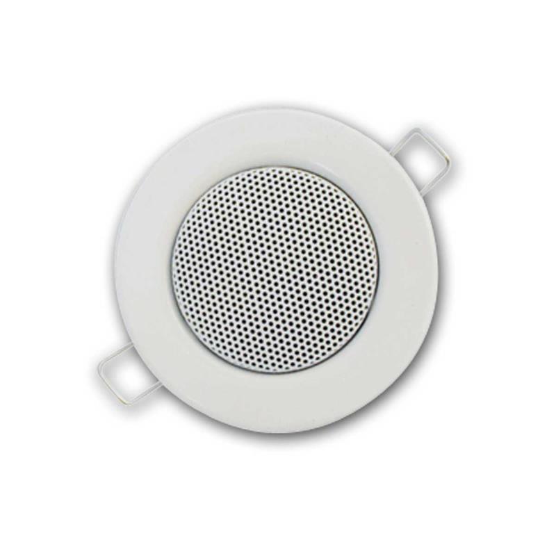 Miniatur-Lautsprecher | 3W, Ø 80mm | Einbaulautsprecher