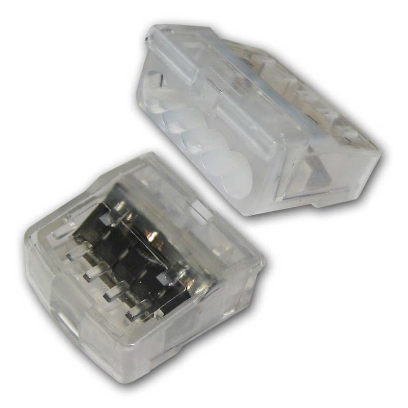 Steckklemmen 3-polig oder 5-polig | Dosenklemmen 1-2,5mm²