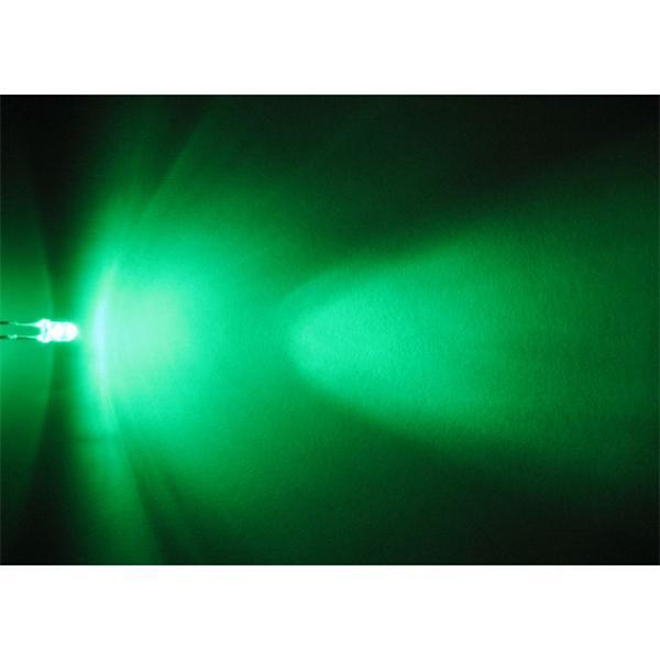 3mm LED mit punktuellen Öffnungswinkel