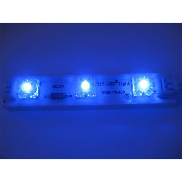 großer Abstrahlwinkel der LEDs ohne Bildung von Lichtpunkten