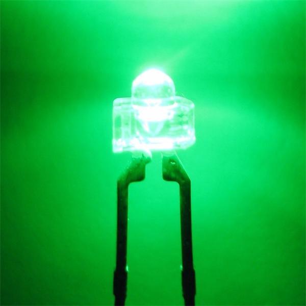 Leuchtdiode mit wasserklarem Gehäuse, 1,8mm