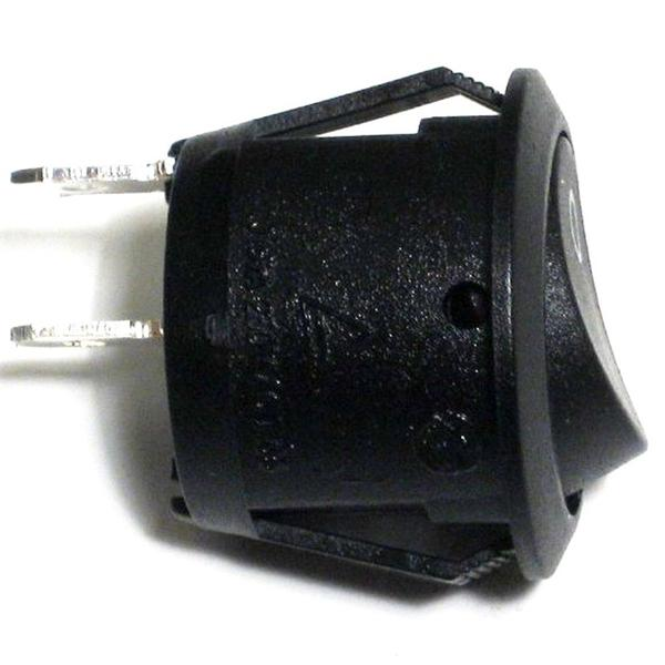 Miniaturschalter mit einer Schaltleistung von maximal 250V/6A