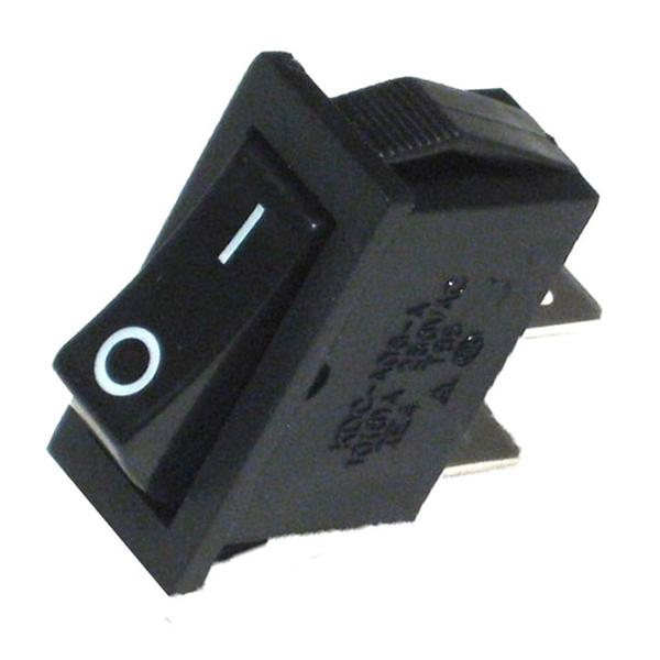 Miniatur Wippenschalter mit äußerst hoher Schaltpräzision