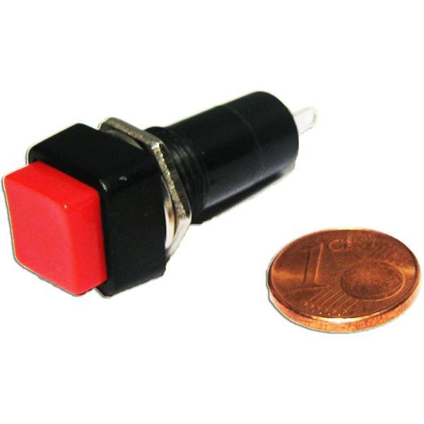 Drucktaster in kleinen Abmessungen für den Modellbau