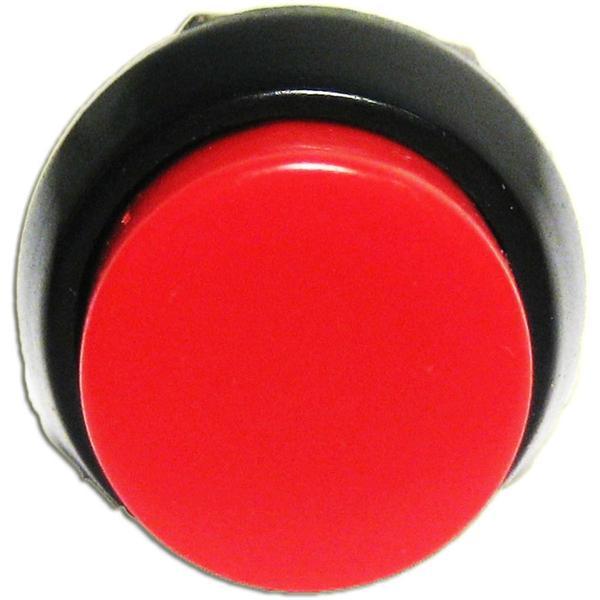 Taster mit runden Push-On-Knopf