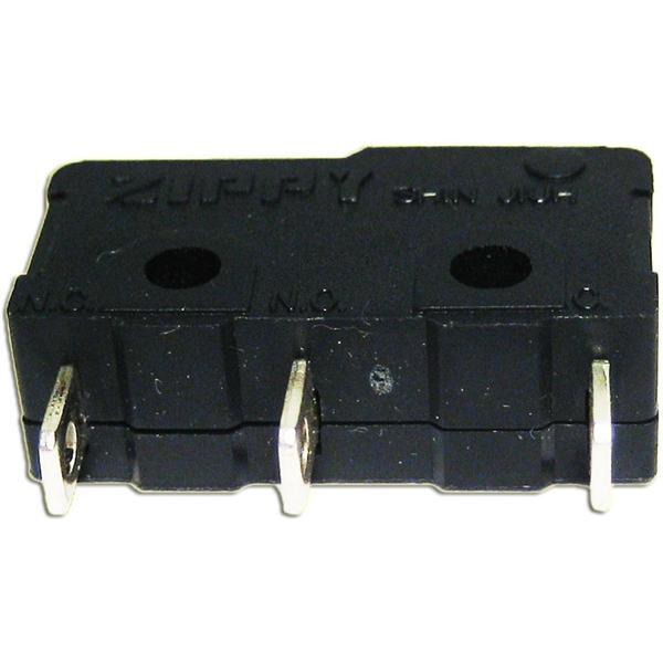 Micro Button mit Flachsteckanschlüssen 3,2mm und hoher Schaltpräzision