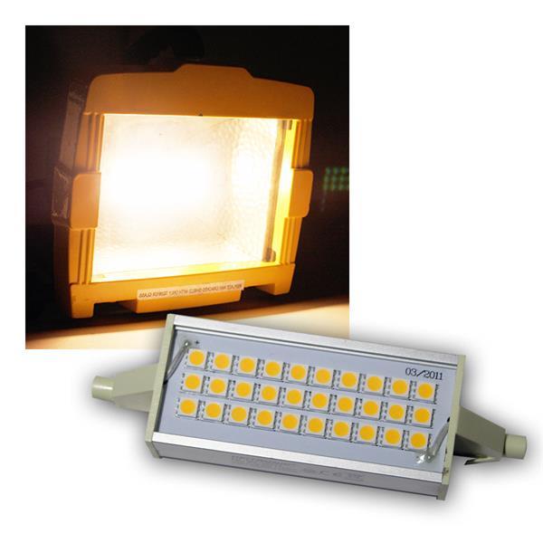led leuchtmittel r7s warmwei 118mm dimmbar kaufen. Black Bedroom Furniture Sets. Home Design Ideas