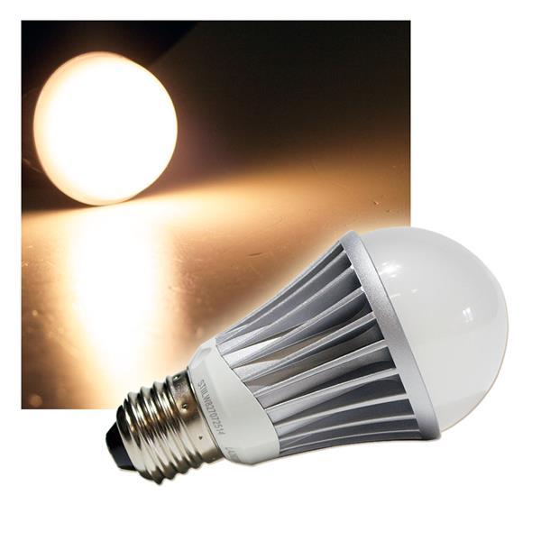 Samsung LED-Lampe E27 7,2W 230V warm weiß 490lm