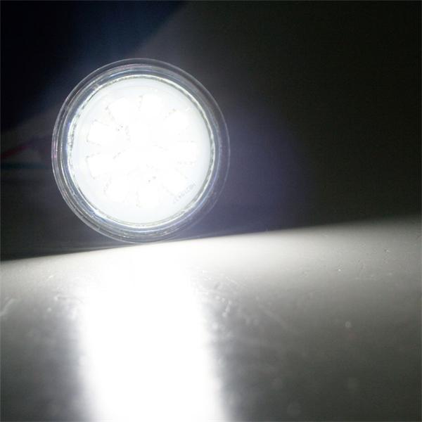 LED Leuchtmittel MR16 mit starken 200lm vergleichbar mit 30-40W Halogenspiegellampen