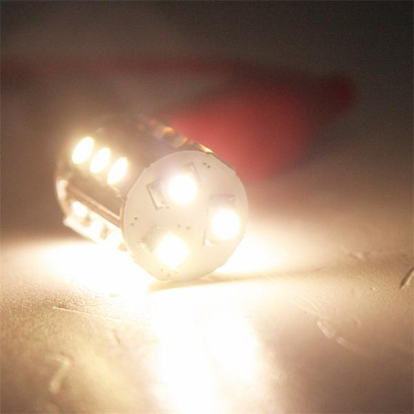 G4 Sockel LED Birnenform mit unglaublichen 360° Abstrahlwinkel und 75lm
