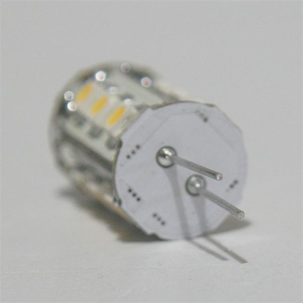 G4 Energiespar Leuchtmittel 12V AC/DC Sockel G4 und nur ca. 1,5W Verbrauch