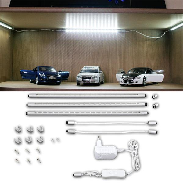 LED Lichtlösung für Schränke, Vitrinen oder Regale