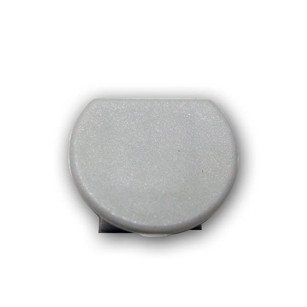 """Endkappe für 1m LED Aluminium-Profil """"PL-Oval"""""""