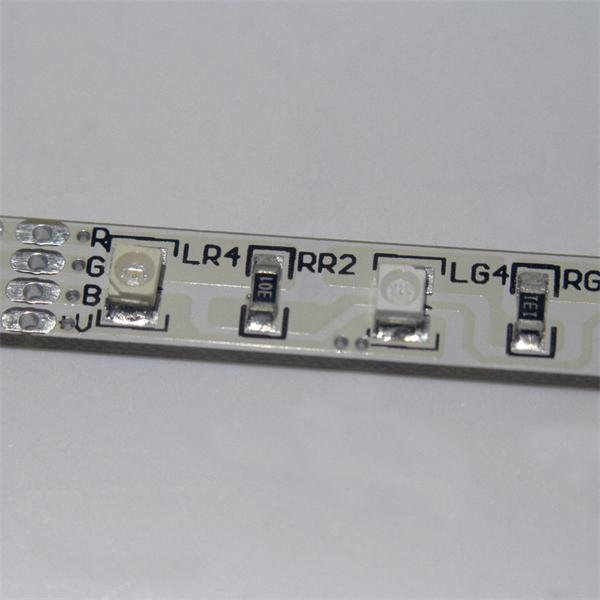 LED Leuchtmodul kann nach jeder dritten LED gekürzt werden