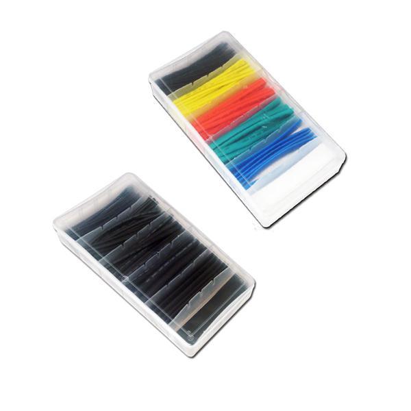 Sortiment Schrumpfschäuche in verschiedenen Größe, Farbe wählbar